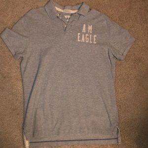 American eagle dress shirt. Never been worn.
